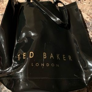 Ted Baker London Bags - Ted Baker London Patent Tote